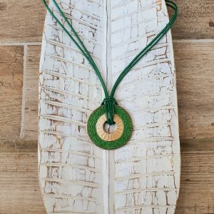 long green necklesse